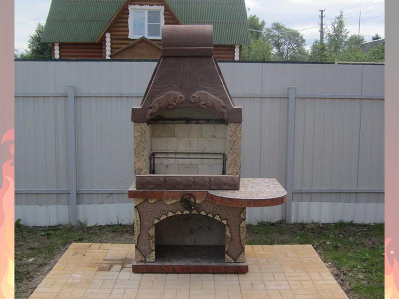 Печка-барбекю для дачи купить идеи для барбекю и мангалов на 1 сотке